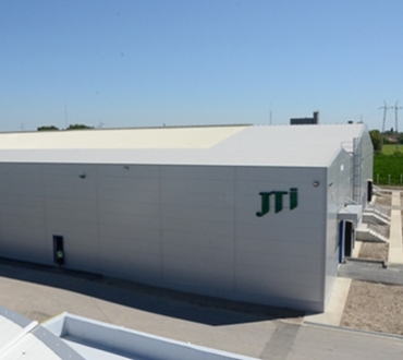JTI warehouse Senta
