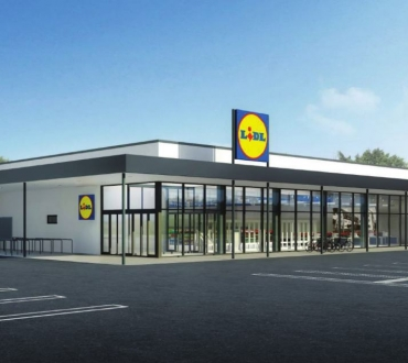 Lidl retail space