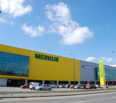 Merkur shopping mall Karaburma